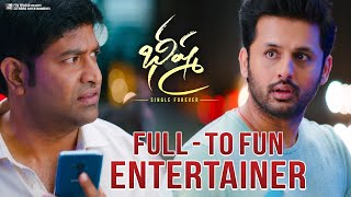 Bheeshma Full-to Fun Entertainer Promo- Nithiin, Rashmika..