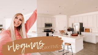 our brand new house tour! | vlogmas day 5