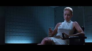 Basic Instinct - Detective Interview Scene 1080p HD