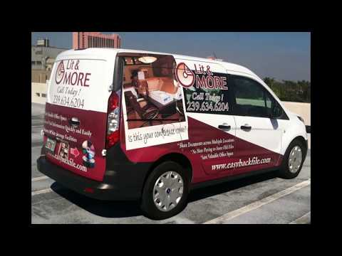 Exhibit Binders Miami - Litigation Services - Expect more - Get More