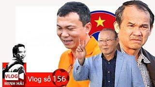 Vlog Minh Hải | Điều khoản ngầm giữa HLV Park Hang Seo vs VFF