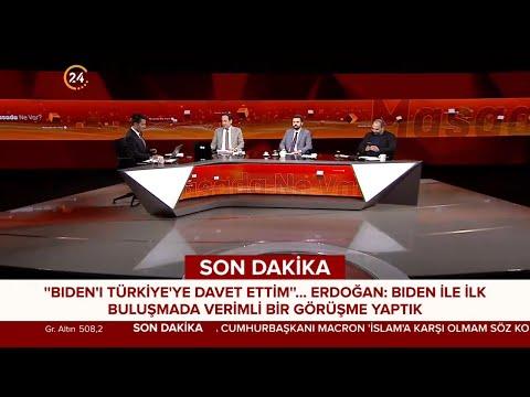 Masada Ne Var? / NATO Zirvesi ve Erdoğan-Biden Görüşmesi – 14 06 2021