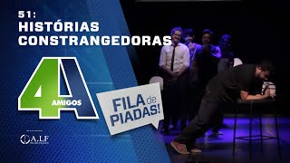 FILA DE PIADAS - HISTÓRIAS CONSTRANGEDORAS - #51 feat. Renato Albani