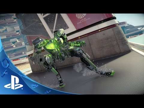 RIGS Mechanized Combat League Video Screenshot 2