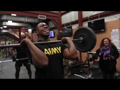 DFN: 3ID RSSB Master Fitness Trainer, BAGRAM AIR FIELD, AFGHANISTAN, 02.12.2018