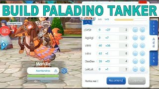Guia de Paladino Shield Chain [DANO]