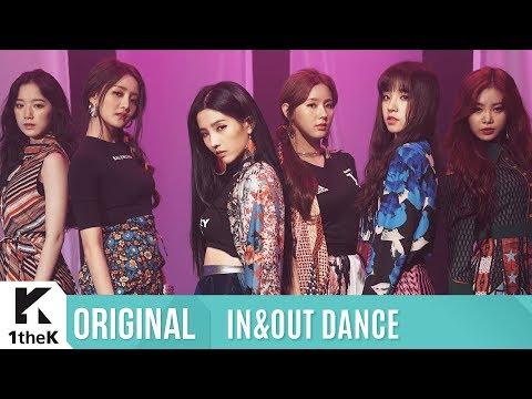 IN&OUT DANCE(인앤아웃댄스): (G)I-DLE((여자)아이들) _ HANN (Alone)(한(一))