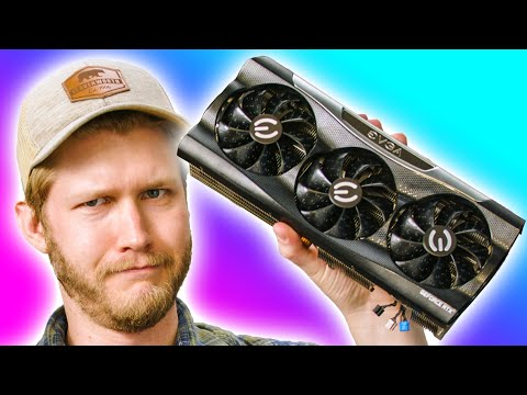 I hope you can find a 3080 Ti in stock - EVGA FTW3 Ultra