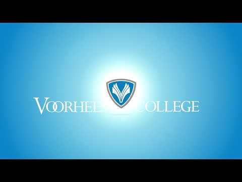 Voorhees College Application Process