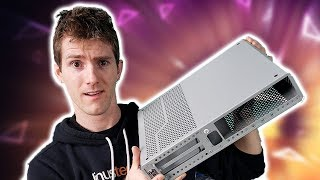 Live Building a TINY Gaming PC