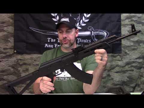 Palmetto State Armory GF3 MOE (blem) AK intro.