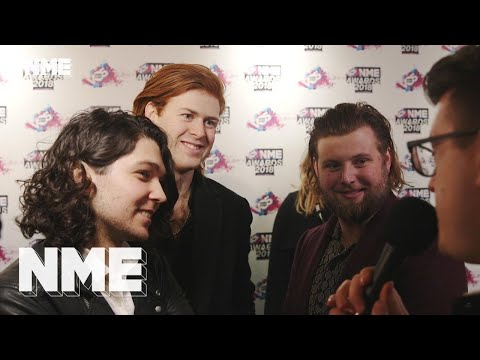 The Amazons discuss The Sherlocks and how their