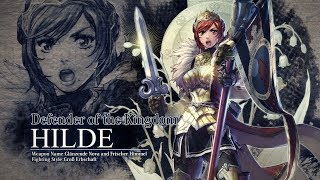 Hilde Character Reveal Trailer preview image