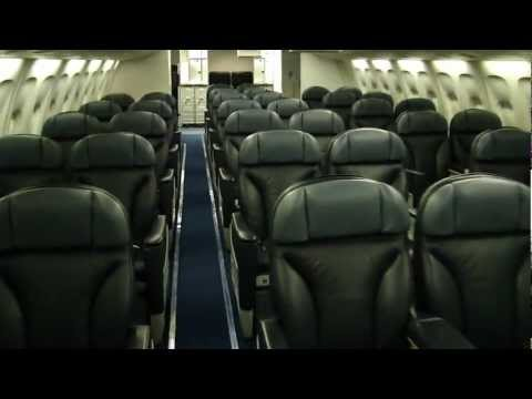 Take a private tour of MLW Air Boeing 767