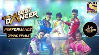 Top 5 ने दिया एक जानदार Performance | India's Best Dancer | Grand Finale