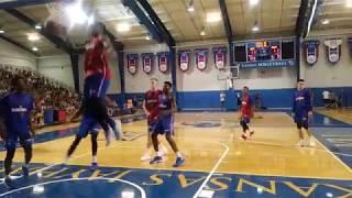 KU Basketball Camp —Red Highlights