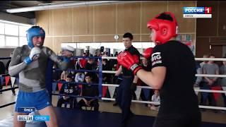 В Омске прошли детские состязания по смешанным единоборствам