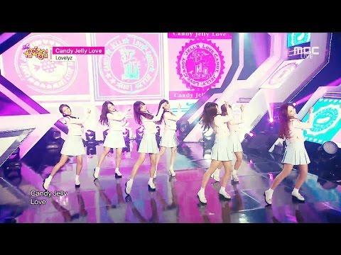 Lovelyz - Candy Jelly Love / Stage Mix / 러블리즈 - 캔디젤리러브 교차편집 1080p 60f