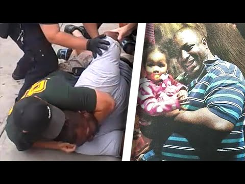 No Charges For White Cop In Eric Garner Killing, Despite Shocking Video