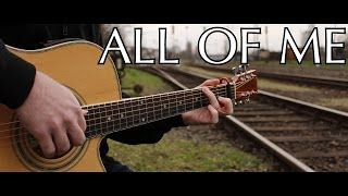 John Legend - All Of Me (Cover by Peter Gergely)