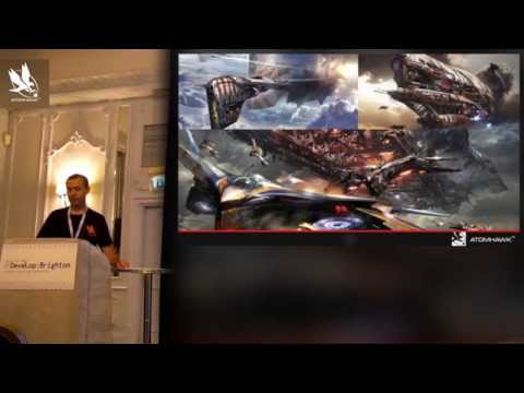 A World of Marvel: Develop 2015