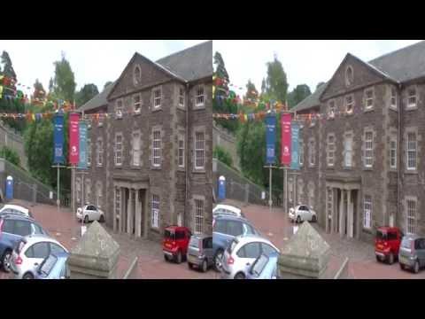 Scotland New Lanark 3D