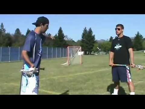 All West Lacrosse Tutorials - Duke's Jon Livadas on Wing Dodging