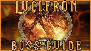 Raserisk's Molten Core Boss Guide - Lucifron