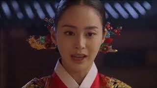 พระมเหสีจางอ๊กซาน(จางอ๊กจอง) สั่งสอนนางใน!!!