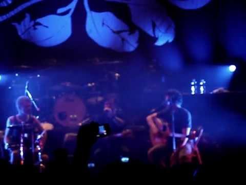 The Rasmus - Heavy (live El Plaza Condesa, Mexico) 29/10/11