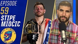 Stipe Miocic talks beating Daniel Cormier, wants to enjoy his birthday | Ariel Helwani's MMA Show