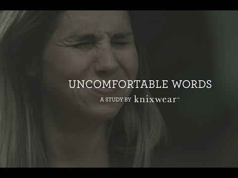 Video: We surveyed 500 women to find out their #worstwords. It's called word aversion and explains why words like MOIST can make us cringe. What words do you hate?