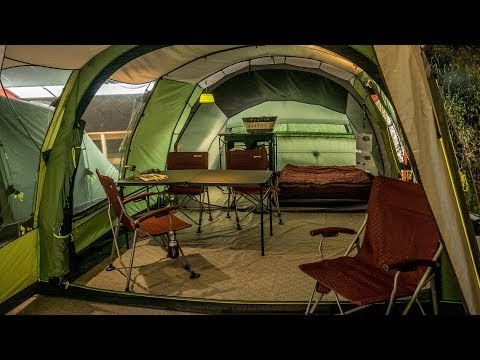video Outwell Willwood 5 Tent