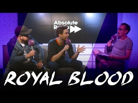 Royal Blood: Waterfights, birthdays & 'How Did It Get So Dark?'