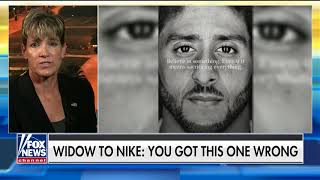 'You Got This One Wrong': Letter to Nike From Widow of Fallen Officer Goes Viral