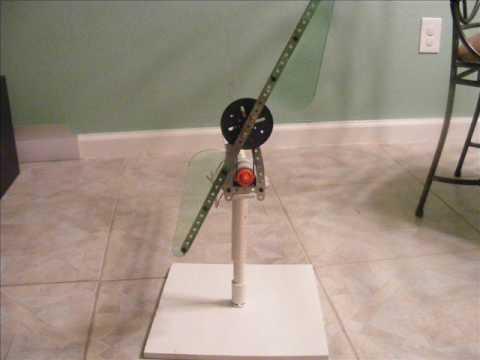 windmill generator science project kit