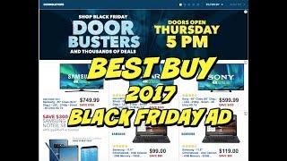 BEST BUY 2017 BLACK FRIDAY AD ~ DOORBUSTERS ~ HUGE SAVINGS