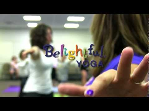 Belightful Yoga Benefits!