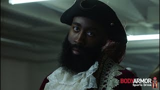 "BODYARMOR Sports Drink | James Harden ""Thanks..."""