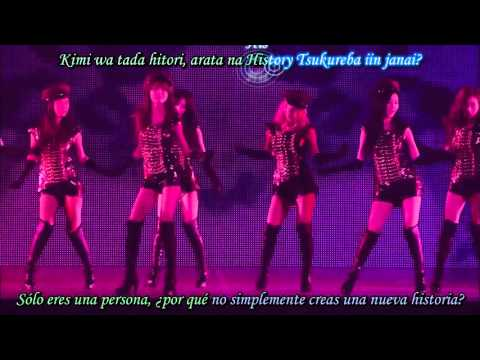 Girls Generation T O P , The Boys y Reflection Tokyo Dome Live Sub Español
