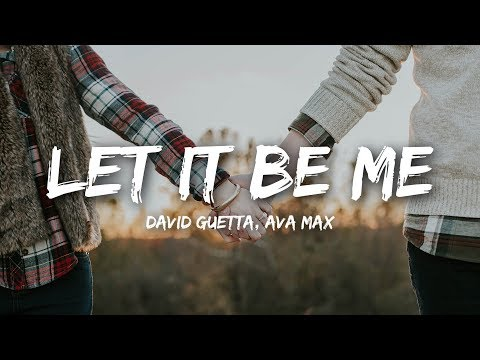 Let It Be Me (feat. Ava Max)
