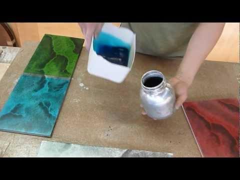Hagalo usted mismo como hacer imitacion marmol for Como se hace el marmol