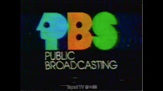 1986 PBS - Over 2 Hours of 80s Public Television