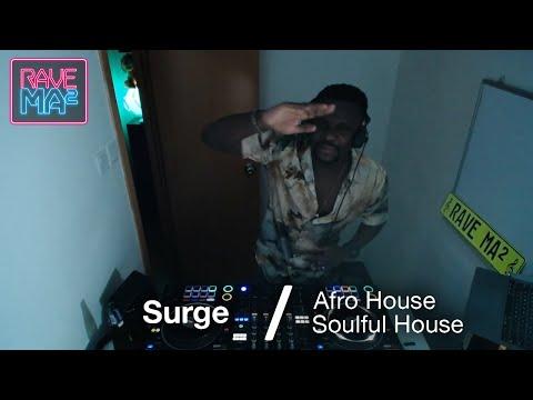 DJ Surge at MAMA Radio (Afro House & Soulful House)