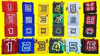 파워레인저 애니멀포스 장난감 DX애니멀킹 DX와일드킹 모음 미니프라 미니큐브 보석함상자 Power ranger Doubutsu Sentai Zyuohger Toy