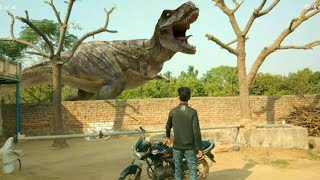 Jurrasic World in Real Life   Fan Made Movie   Edit With Mobile