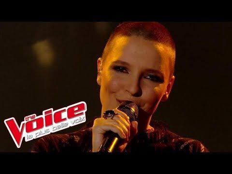 Sia – Chandelier   Anne Sila   The Voice France 2015   Finale