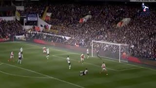 Tottenham Hotspur vs Arsenal 2 - 2  2016 ~All Goals &Highlights (Premier League 5/3/2016)