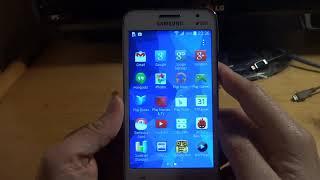 Video Samsung Galaxy Core 2 Duos Y0GBTOZ9i50