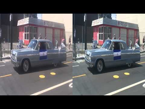 Lowrider Cars @ Carnival Celebration (YT3D:Enable=True)